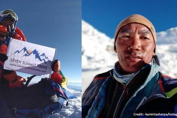 Nể phục người đàn ông 51 tuổi chinh phục đỉnh Everest 25 lần