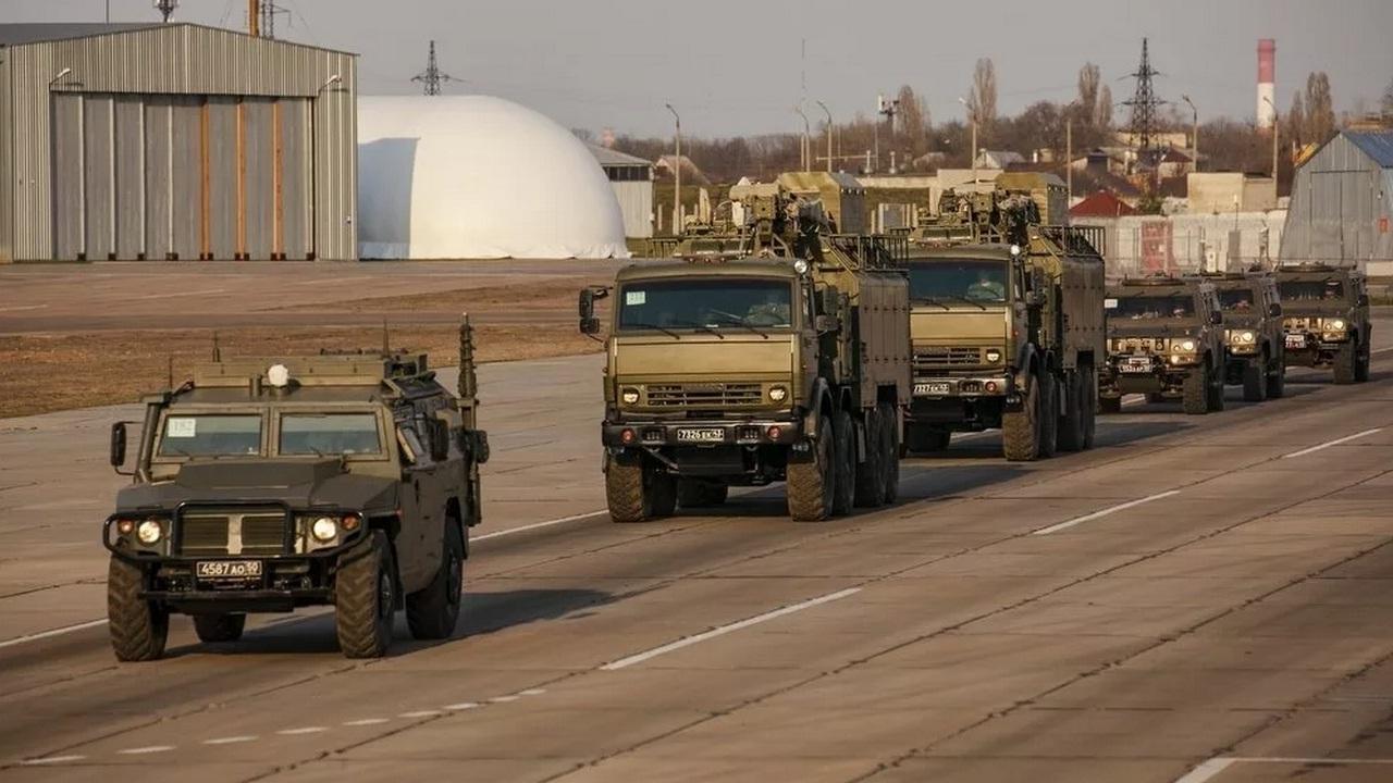 Nga,quân đội Nga