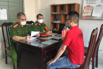 """Hà Nội: Quán bar """"lách luật"""" trong mùa dịch bị xử phạt 15 triệu đồng"""