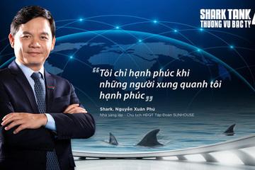 """Shark Phú dậy sóng với phát ngôn """"thả lời ong bướm"""" khách nữ"""