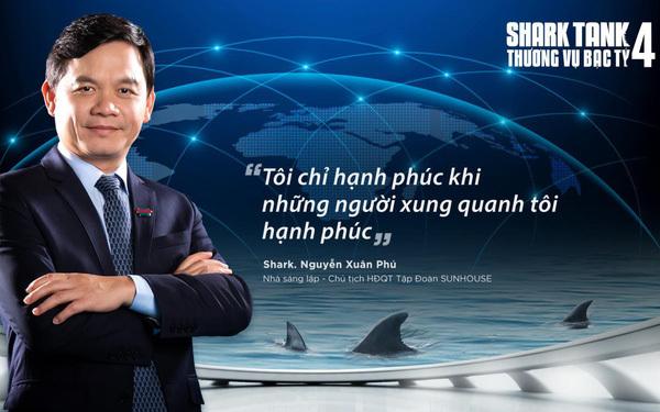 Shark Phú dậy sóng với phát ngôn 'thả lời ong bướm' khách nữ