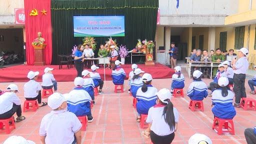 Đồng Tháp: Tuyên truyền Bộ quy tắc văn hóa ứng xử để phòng chống bạo lực học đường