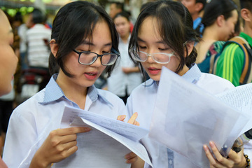 Tin mới nhất: Hà Nội giữ nguyên kế hoạch tổ chức thi vào lớp 10