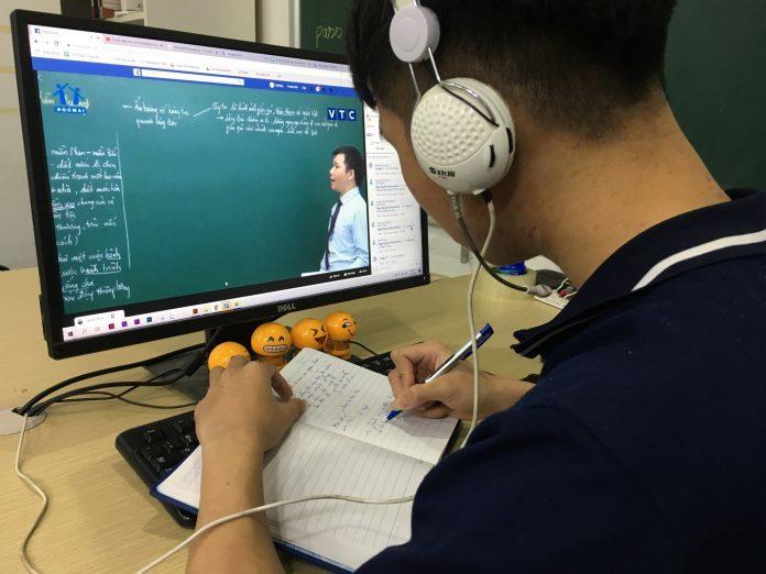 khuyến học,luyện thi trực tuyến,luyện thi