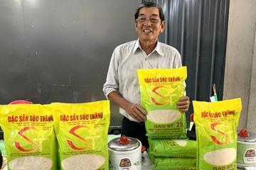 Phản ứng của ông Hồ Quang Cua trước nguy cơ bị mất thương hiệu gạo ST25
