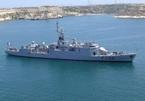 Vì sao Pháp cử tàu chiến tới biên giới Nga?