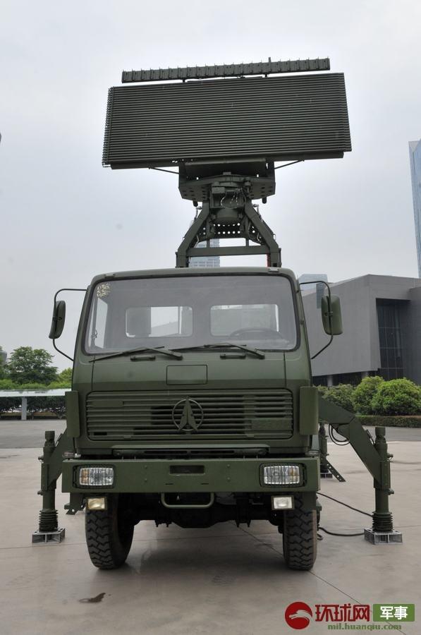 Radar,Trung Quốc