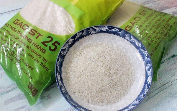 """Thương hiệu gạo ST25 liệu có dễ bị """"đánh cắp"""" tại Hoa Kỳ?"""