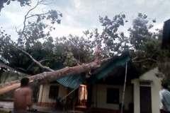 Hà Tĩnh: Lốc xoáy tiếp tục xuất hiện gây thiệt hại nặng nề