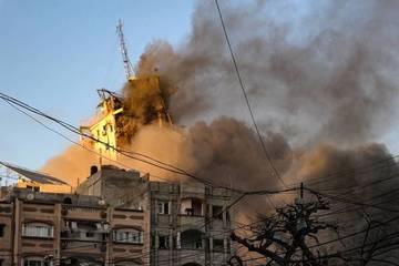 Xung đột ở dải Gaza: TT Biden nói Israel có quyền phòng vệ