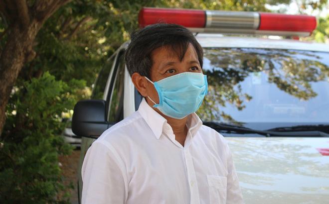 Ông Đoàn Ngọc Hải đã có kết quả xét nghiệm âm tính bằng phương pháp PCR