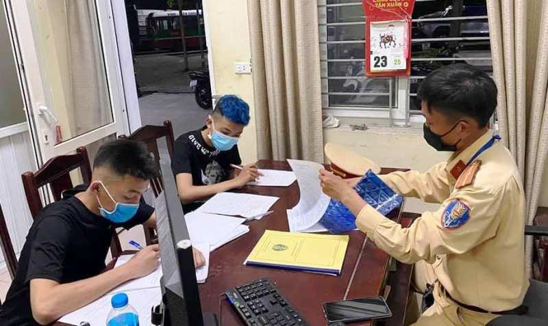 Thiếu niên,lạng lách,đánh võng,TP Vinh,giáo dục,Nghệ An,an toàn giao thông