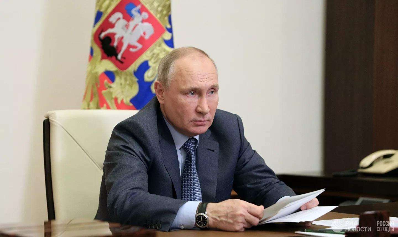 Vladimir Putin,Nga