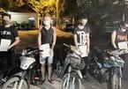 Nghệ An: Chặn đứng nhóm 'thanh niên choai' tụ tập đua xe trái phép