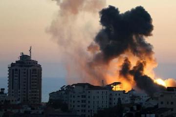 Xung đột ở dải Gaza ngày càng nóng, số người chết tiếp tục tăng