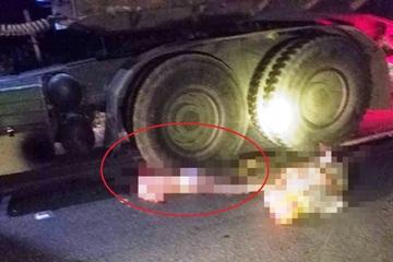 Nghệ An:Gặp nạn trên đường đi mua chè, vợ tử vong, chồng nguy kịch