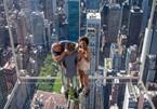 Chóng mặt với thang máy bằng kính của toà nhà 67 tầng ở Mỹ