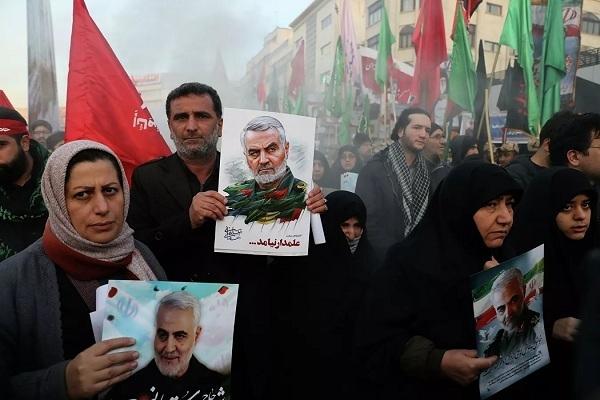 Hé lộ tình tiết mới trong vụ ám sát tướng Qasem Soleimani