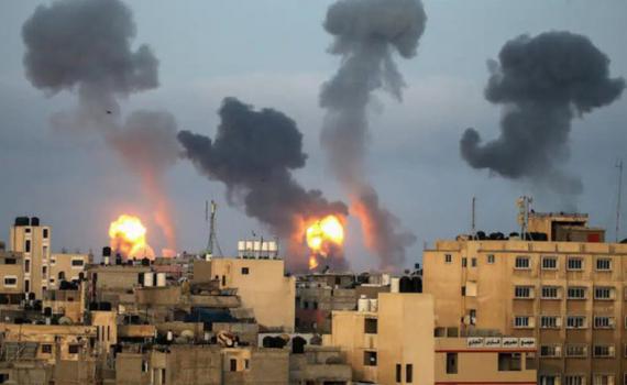 Nga hay Thổ sẽ là người chiến thắng trong 'cuộc đấu đá' ở Dải Gaza?