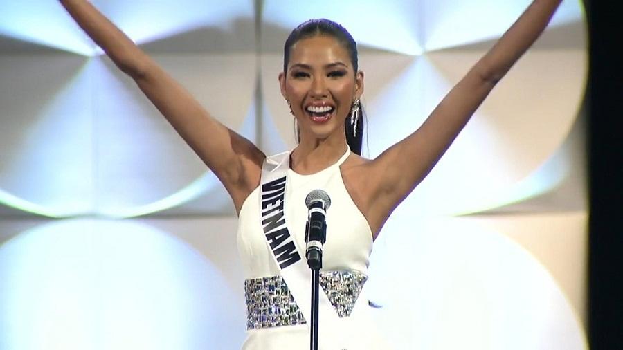 Khánh Vân thi Miss Universe 2020: Dành tràng vỗ tay cho nhan sắc Việt!