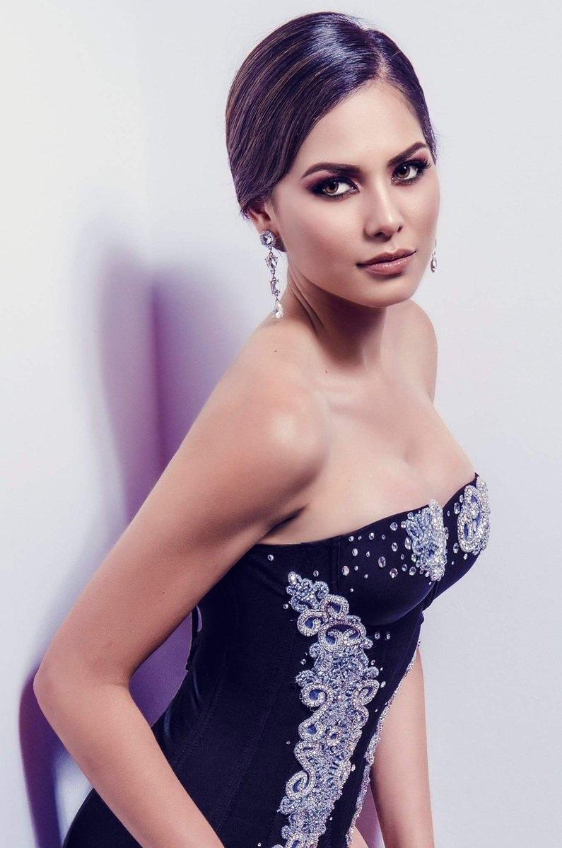 Nhan sắc Andrea Meza vừa đăng quang Hoa hậu Hoàn vũ 2020