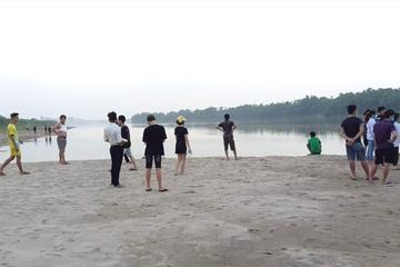 Phú Thọ: Biểu dương thầy giáo dũng cảm cứu 3 người đuối nước