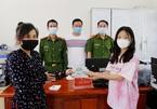 Nữ sinh Hà Tĩnh trả lại hơn 23 triệu đồng cho người đánh rơi