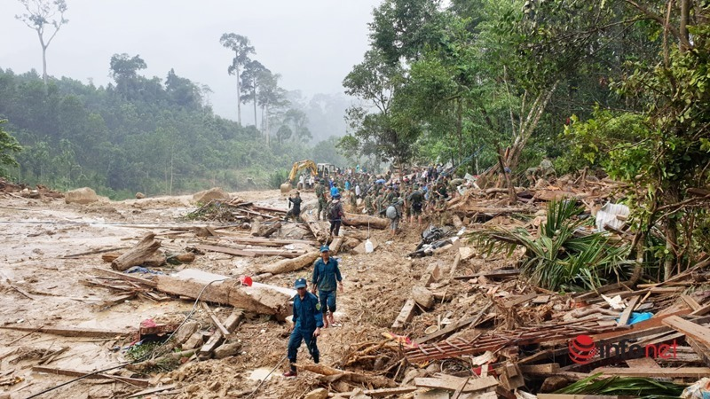 Quảng Nam: Xây dựng kế hoạch phòng chống thiên tai 5 năm một lần