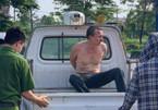 Kẻ giết người trốn truy nã cướp taxi trên đường Cienco5 bị khởi tố, tạm giam