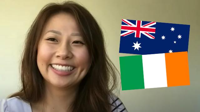 Cô gái Australia bỗng nhiên nói giọng nước ngoài chỉ sau một đêm
