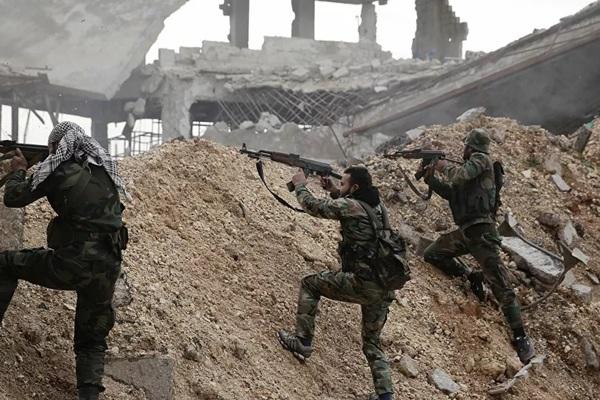 quân đội syria,quân đội mỹ,quân đội nga,dầu mỏ