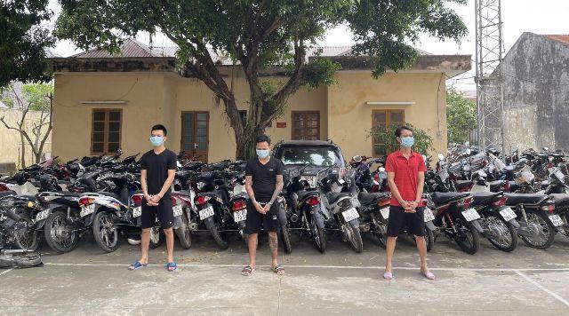 Thanh Hóa: Núp bóng công ty xe đạp, xe máy để hoạt động tín dụng đen