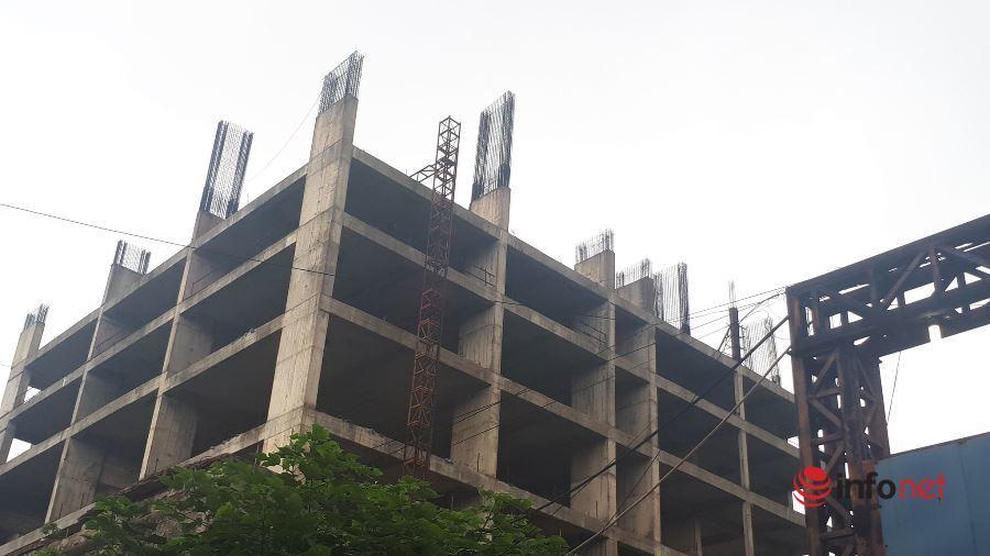 dự án đắp chiếu,dự án Sky Garden Towers