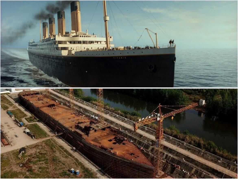 Bản sao tàu Titanic 155 triệu USD bên trong công viên giải trí