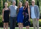 Vợ tỷ phú Bill Gates muốn thay đổi việc chia tài sản cho 3 người con?