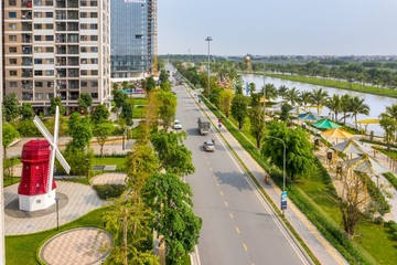 """Xu hướng bất động sản tương lai - """"đô thị trong đô thị"""""""