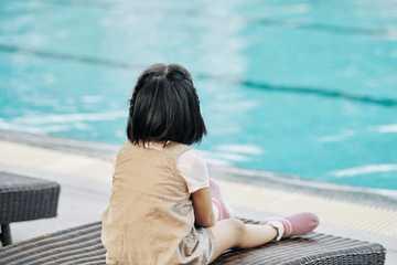 Bé gái 5 tuổi chết đuối trong bể bơi chung cư và bài học xương máu cho các bậc cha mẹ