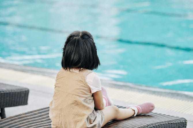 bể bơi,đuối nước,tai nạn trẻ em