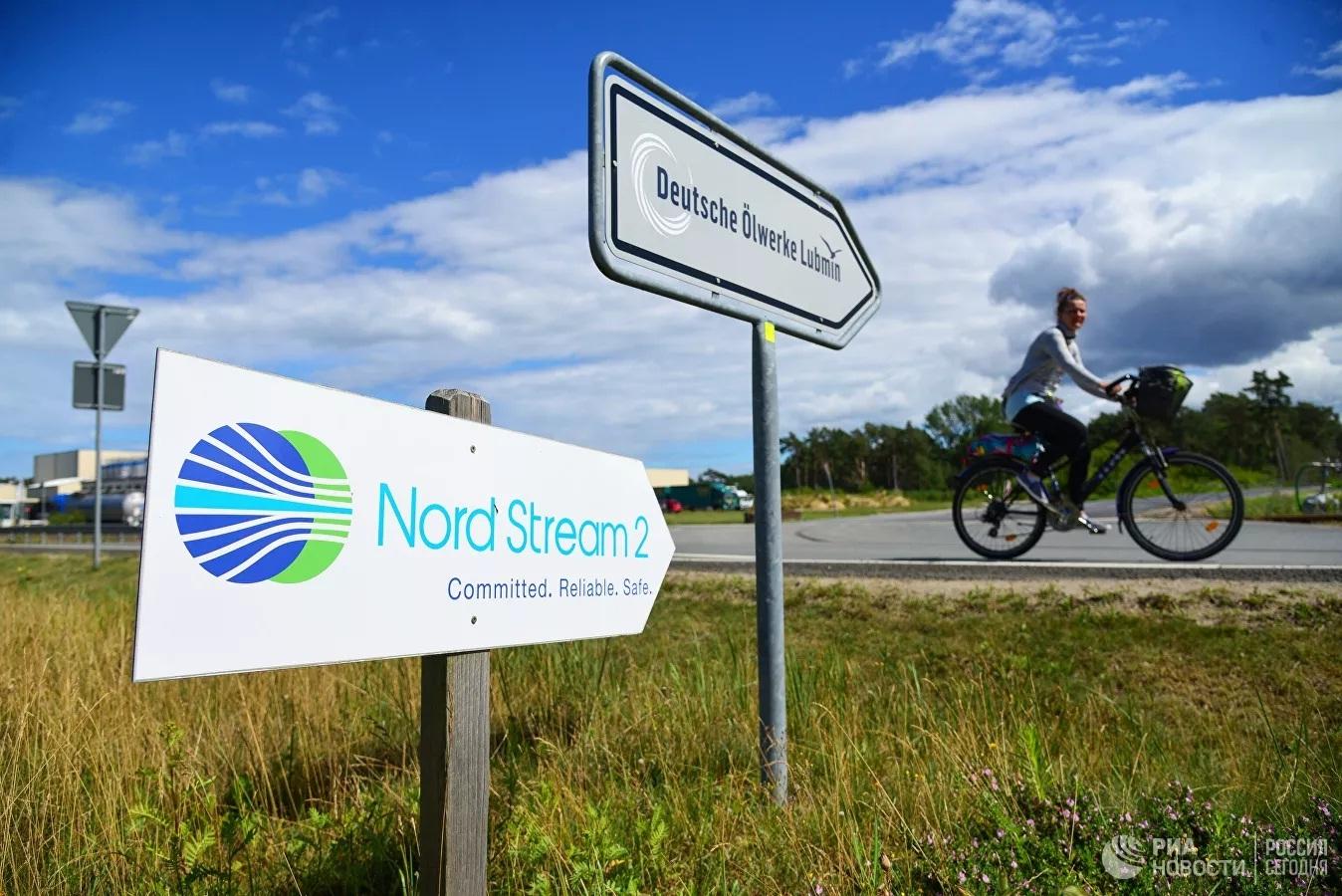 Mỹ có 'động thái lạ' với Nord Stream 2