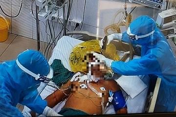 Bệnh nhân 37 tuổi ở Bắc Ninh tiền sử khỏe mạnh phải đặt ECMO