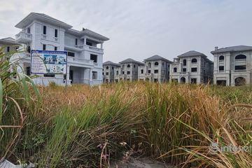 Điểm mặt những khu biệt thự trăm tỷ bỏ hoang ở Hà Nội, có bị đánh thuế?