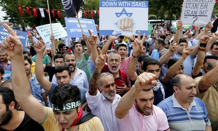Liệu Thổ Nhĩ Kỳ có đưa quân đến hỗ trợ Palestine?