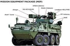 Hệ thống phòng không tầm ngắn mới 'cực dị' của Lục quân Mỹ
