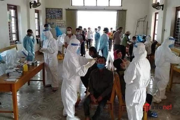 Nữ điều dưỡng ở Bắc Giang: Sốt ruột, mong được đi vào tâm dịch