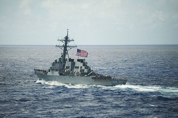 biển đông,hải quân mỹ,quân đội trung quốc,tuần tra