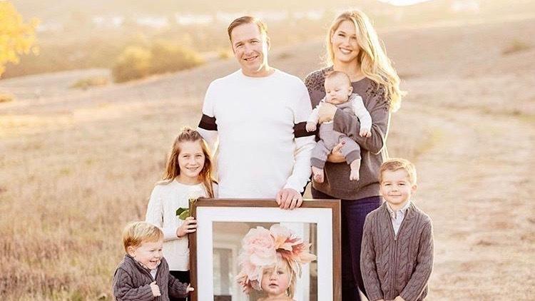 Ám ảnh khi mất đi bé gái thiên thần, siêu mẫu Morgan Miller lập tức chú ý dạy 4 con kỹ năng sống còn này