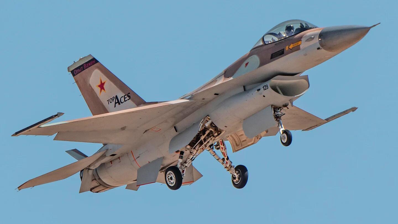 Máy bay chiến đấu F-16 lần đầu tiên gia nhập câu lạc bộ sở hữu tư nhân
