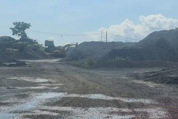 Đắk Nông: Nộp phạt 730 triệu nhưng mỏ đá vẫn cố thủ 'ôm giữ' diện tích vi phạm
