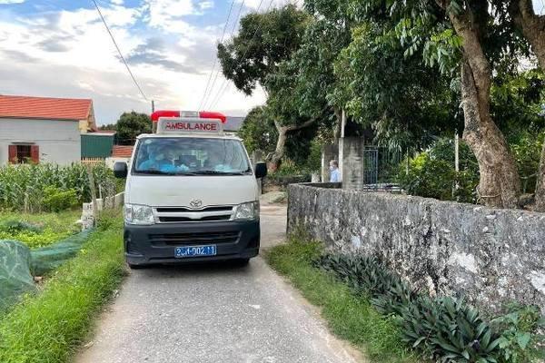 Thanh Hóa thêm 2 ca mắc Covid-19, một người là lao động tự do ở Hà Nội