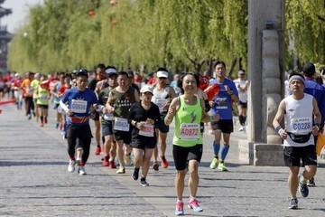 20 người thiệt mạng trong cuộc thi chạy xuyên núi ở Trung Quốc